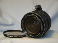 '     28mm  EXAKTA ' 28mm 2.8 Exakta Fit Prime Wide Angle Lens   £24.99